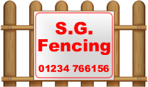 SG Fencing website Logo